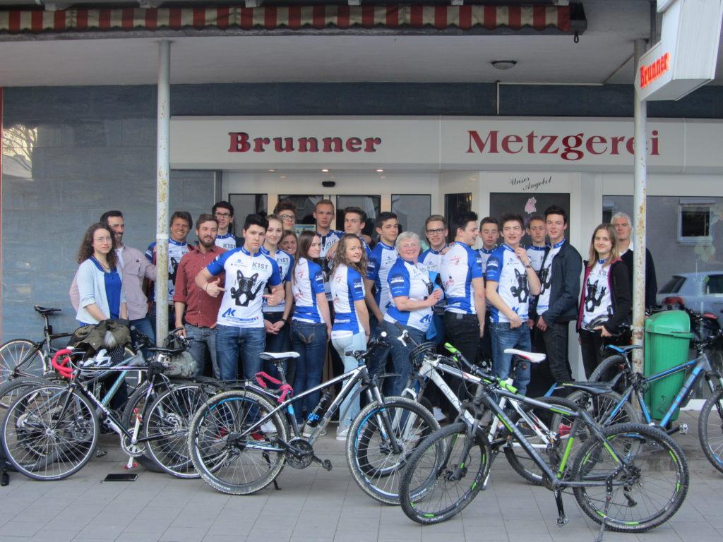 Zu Besuch bei Metzgerei Brunner